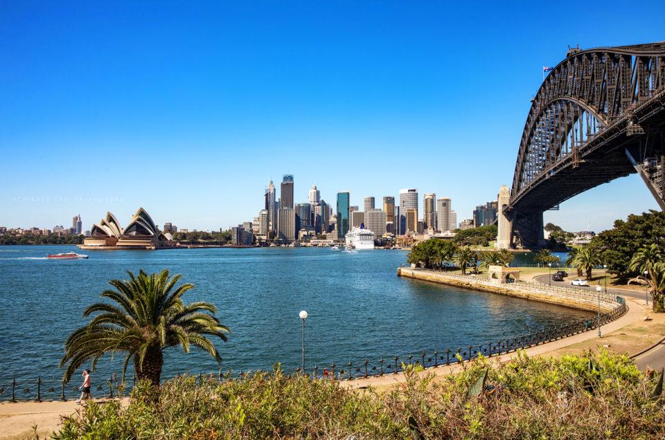 NIKKEI STYLE掲載「やわらかい光の陰影を、珠玉の一枚に シドニー撮影旅行記」